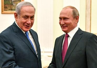 Co dalej z wojną w Syrii? Porozumienie Netanjahu i Putina