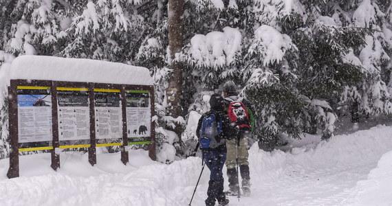 Ratownicy TOPR odradzają wyprawy w góry. W Tatrach obowiązuje czwarty  stopień zagrożenia lawinowego. Dziś śnieg znowu pada, w ciągu dnia te opady mają przybierać na sile.  Synoptycy przewidują, że może spaść nawet 40 centymetrów śniegu. Ekstremalne warunki panują w Beskidach. Sytuacja nie jest lepsza ani w Bieszczadach, ani w Karkonoszach.
