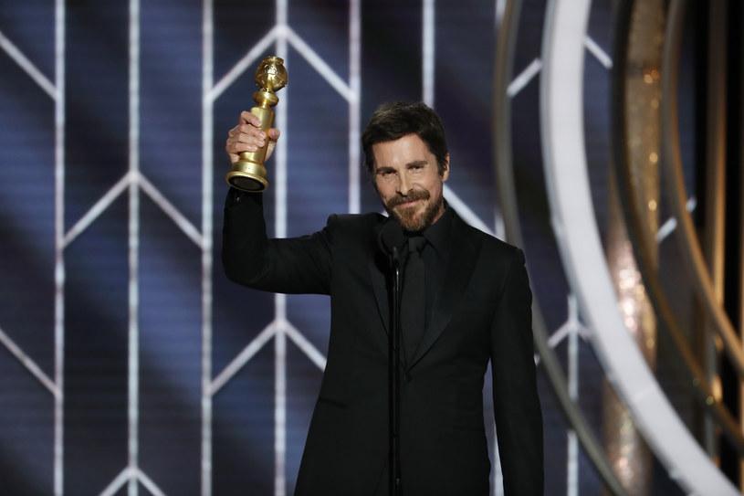 """Kontrowersyjne słowa padły na 76. gali rozdania Złotych Globów. Christian Bale odbierając statuetkę za rolę w filmie """"Vice"""" podziękował... szatanowi."""