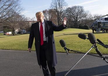 """Donald Trump: Wycofywanie wojsk USA z Syrii będzie odbywać się """"w odpowiednim tempie"""""""