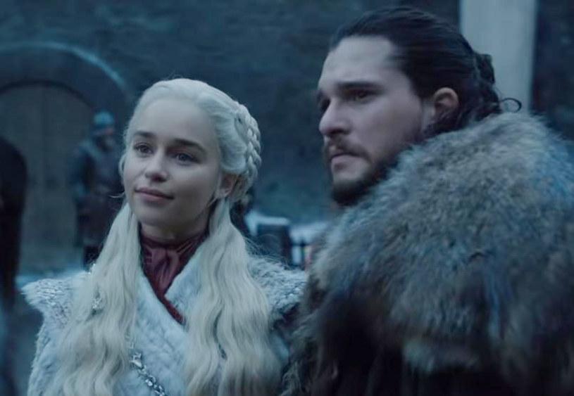 """Podczas ceremonii rozdania Złotych Globów kanał HBO postanowił pokazać kilkusekundowe zapowiedzi swoich produkcji. Wśród nich znalazł się fragment oczekiwanego przez fanów ósmego sezonu """"Gry o tron""""."""