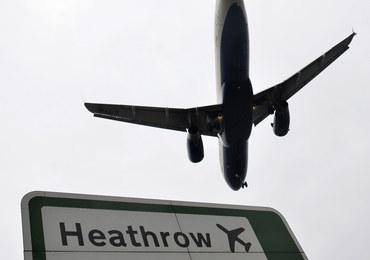 Dron latający nad Heathrow. Wszczęto śledztwo