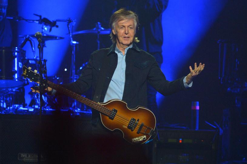 """Paul McCartney rozpoczął rok 2019 premierą nowej piosenki """"Get Enough""""."""