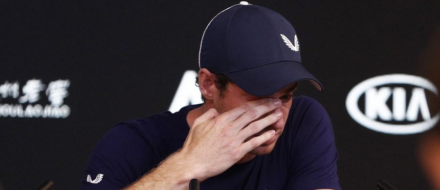Brytyjski tenisista Andy Murray zapowiedział, że rozpoczynający się w poniedziałek Australian Open może być jego ostatnim występem. Triumfator trzech imprez wielkoszlemowych poinformował, że zakończy karierę w tym roku. Chciałby to zrobić po lipcowym Wimbledonie.