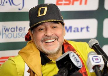 Diego Maradona wraca do zdrowia po operacji