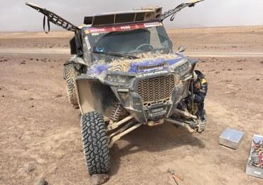 """Dakar: Mgła, """"mission impossible"""" i przerwany debiut Domżały"""