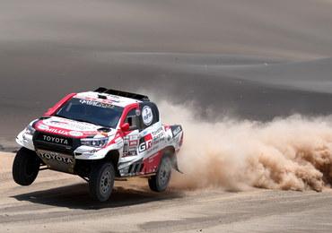 Jakub Przygoński wypadł z czołówki rajdu Dakar