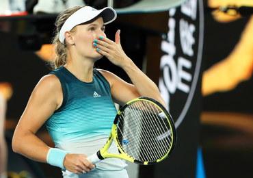 Australian Open. Udany początek broniącej tytułu Wozniacki