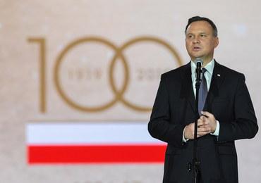 """Andrzej Duda chce zorganizować """"marsz przeciwko przemocy i nienawiści"""""""