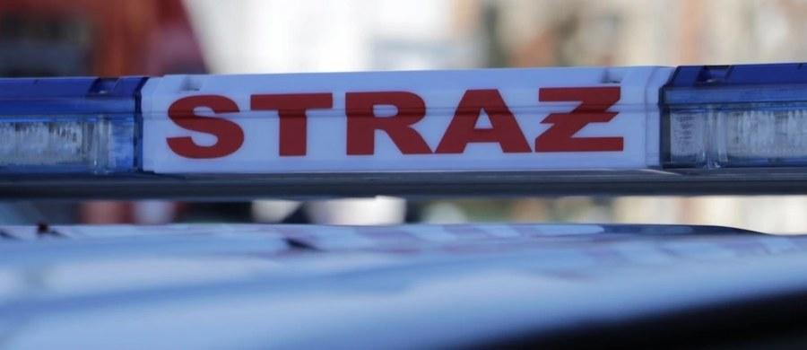 25 osób zostało ewakuowanych w wyniku pożaru budynku wielorodzinnego przy ul. Partyzantów w Skarżysku-Kamiennej. W akcji gaśniczej wzięło udział około stu strażaków.