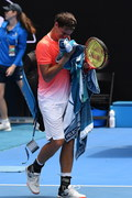 Australian Open. Krecz Majchrzaka w 5. secie meczu 1. rundy z Nishikorim