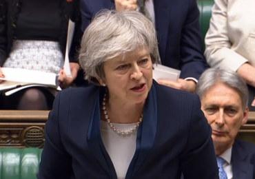 Umowa ws. Brexitu odrzucona. Porażka Theresy May w Izbie Gmin