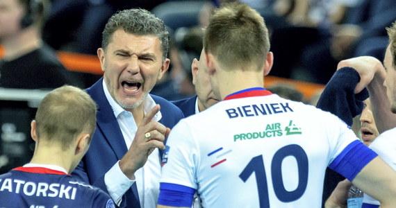 Siatkarze Zaksy Kędzierzyn–Koźle przegrali w Gliwicach z włoskim zespołem Cucine Lube Civitanova 0:3 (19:25, 17:25, 19:25) w meczu 3. kolejki Ligi Mistrzów.