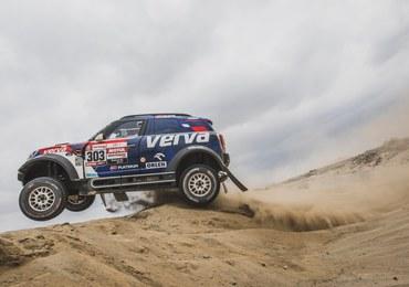 Rajd Dakar: Kolejny udany start Przygońskiego. Polak na podium