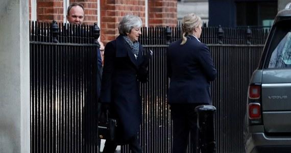 Brexit: Theresa May przedstawi nowy plan