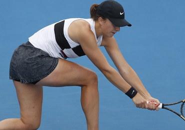 Iga Świątek odpadła z turnieju singla Australia Open