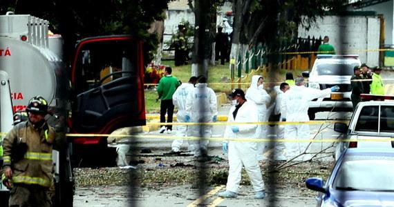 Do 21 wzrósł bilans ofiar śmiertelnych samobójczego zamachu bombowego na terenie akademii policyjnej w Bogocie - poinformowała policja. Był to najkrwawszy atak w Kolumbii od 2003 roku. Trwa śledztwo mające wyjaśnić, kto dokonał zamachu i co było jego motywem.