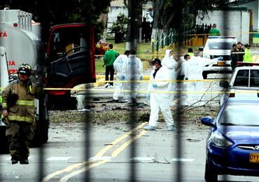 21 ofiar zamachu bombowego w Kolumbii