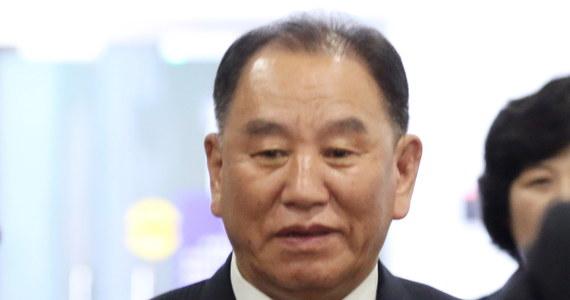 Wysoki rangą doradca przywódcy Korei Północnej Kim Dzong Una przybył do Waszyngtonu - informuje w piątek agencja AFP. W amerykańskiej stolicy być może dojdzie do jego rozmowy z prezydentem USA Donaldem Trumpem.