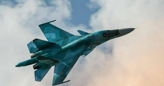 Dziś na rosyjskim Dalekim Wschodzie z radarów zniknęły dwa wielozadaniowe bombowce Su-34. Jak podają media maszyny zderzyły się w powietrzu. Prawdopodobnie załogi zdołały się katapultować. Wciąż badane są przyczyny katastrofy i możliwa wersja zdarzeń.