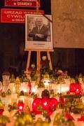"""W dniu pogrzebu prezydenta Adamowicza z Wieży Mariackiej popłynie """"The Sound of Silence"""""""