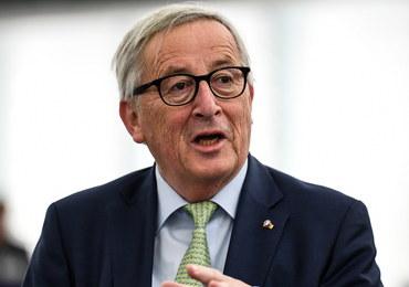 Juncker będzie rozmawiał z May o brexicie