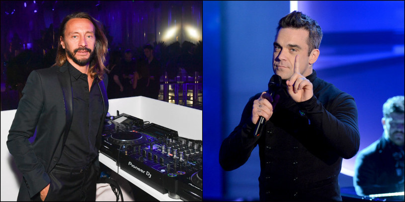 """Bob Sinclar i Robbie Williams nagrali wspólny utwór """"Electrico Romantico"""". To, że znaleźli się razem w studiu nagraniowym było owocem przypadkowego spotkania, po którym muzycy zdecydowali się nawiązać współpracę."""