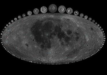 290 milionów lat temu stało się coś dziwnego. Ślady widać na Ziemi i na Księżycu...