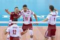 Niemcy i Estończycy sprawdzą polskich siatkarzy w meczach towarzyskich
