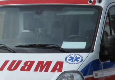 Toruń: Nie żyje 72-letni mężczyzna potrącony na przejściu dla pieszych