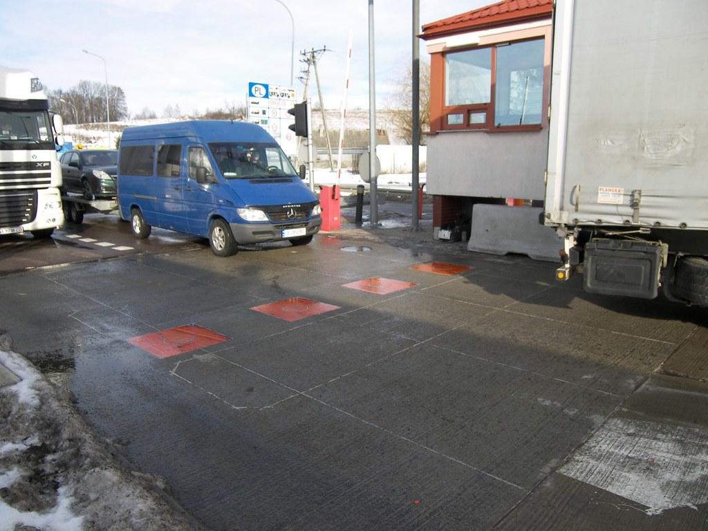 Lubelski Zarząd Obsługi Przejść Granicznych w Chełmie
