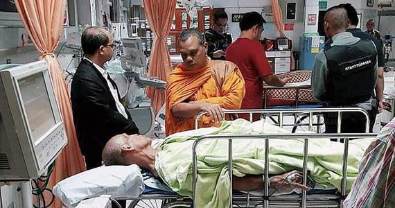 Dwaj buddyjscy mnisi zginęli, a dwaj inni odnieśli obrażenia w ataku na świątynię położoną na zamieszkanym głównie przez muzułmanów południu Tajlandii, gdzie aktywny jest ruch separatystyczny - poinformowała w sobotę agencja Reutera za miejscową policją.