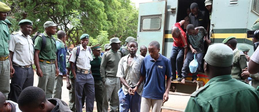 Działania podjęte przez władze wobec uczestników antyrządowych protestów w Zimbabwe to tylko przedsmak tego, jak rząd będzie w przyszłości reagował na niepokoje społeczne - oświadczył rzecznik prezydenta Emmersona Mnangagwy.