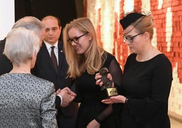 Nagroda Orła Jana Karskiego pośmiertnie przyznana Pawłowi Adamowiczowi