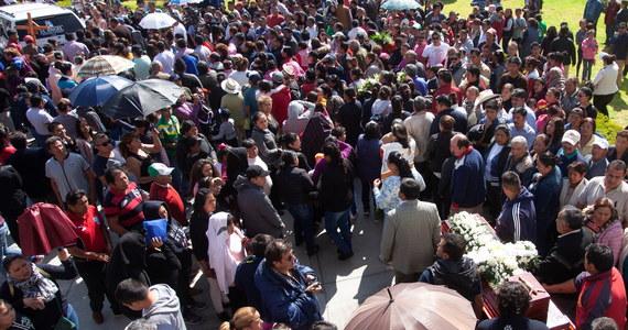 Do 85 wzrosła liczba ofiar śmiertelnych wybuchu rurociągu z paliwem w stanie Hidalgo w środkowym Meksyku. W szpitalach przebywa jeszcze 58 osób, a kilkadziesiąt uznaje się za zaginione.