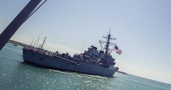 Dwa amerykańskie niszczyciele USS Porter i USS Gravely wpłynęły na Bałtyk. Każdy z amerykańskich okrętów ma na uzbrojeniu do 56 rakiet Tomahawk. Na reakcję Rosjan nie trzeba było długo czekać.