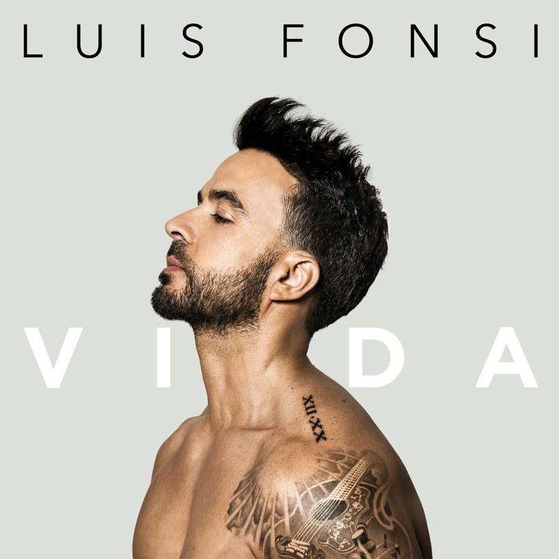"""1 lutego ukaże się płyta """"Vida"""" Luisa Fonsiego, autora wielkiego przeboju """"Despacito""""."""