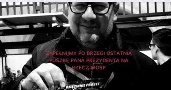 """Niesamowity sukces Facebookowej zbiórki. Internautka  Patrycja Krzymińska, po śmierci prezydenta Gdańska Pawła Adamowicza, postanowiła zorganizować zbiórkę na WOŚP. Hasło zbiórki: """"Zapełnijmy ostatnią puszkę Pana Prezydenta dla WOŚP"""". Chciała zebrać tysiąc złotych, a finalnie do wirtualnej puszki trafiło prawie 16 milionów złotych."""