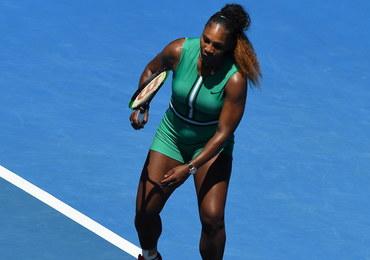 Australian Open. Porażka Sereny Williams