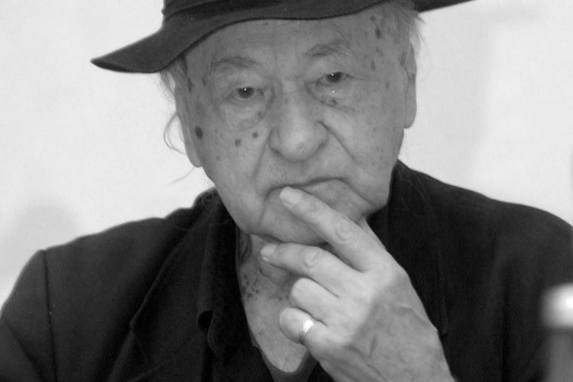 Zmarł Jonas Mekas. Legendarny prekursor i przedstawiciel amerykańskiej awangardy filmowej miał 96 lat.