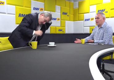 """Piotr Gliński przerwał Poranną rozmowę w RMF FM. """"Nie będziemy o tym rozmawiali"""""""
