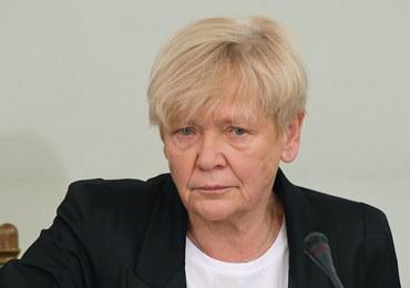 Renata Hayder przed komisją ds. VAT: Nie miałam specjalnego dostępu do ministra