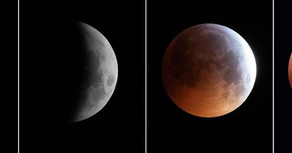 """W poniedziałek 21 stycznia miliony osób na całym świecie podziwiały na niebie całkowite zaćmienie Księżyca oraz superpełnię. Jednak bardziej spostrzegawczy dostrzegli na nagraniach """"niebiańskiego spektaklu"""" także meteoryt, który uderzył w powierzchnię satelity."""