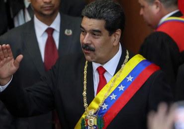 Maduro: Zamykamy ambasadę i konsulaty w USA