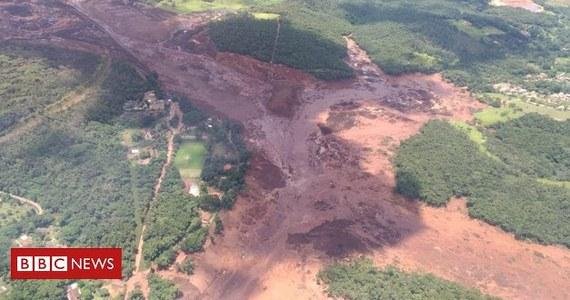 """W brazylijskim stanie Minas Gerais doszło do zawalenia tamy w kopalni rudy żelaza, należącej do spółki górniczej Vale SA. Według agencji AFP zginęło """"wiele osób"""", inne źródła nie potwierdzają jednak ofiar śmiertelnych, natomiast Reuters pisze o 200 osobach zaginionych."""
