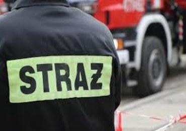 Śląskie: W mieszkaniu przewrócił się żeliwny piec. 4 osoby zatrute pożarowymi gazami