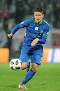 Miedź Legnica - FK Vardar Skopje 2-1 w sparingu