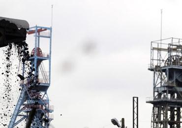 Akcja przeciwpożarowa w kopalni Knurów-Szczygłowice