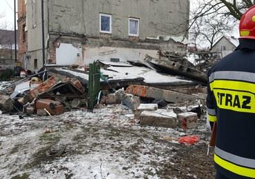 Gliwice: Wybuch gazu w garażu domu jednorodzinnego. Zginęła jedna osoba