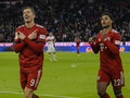 Bayern - VfB Stuttgart 4-1. Robert Lewandowski z jedną z najwyższych ocen